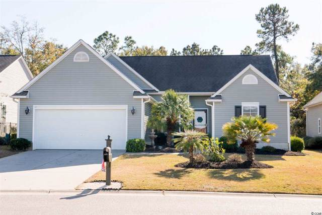 164 Winding River Dr., Murrells Inlet, SC 29576 (MLS #1926188) :: The Litchfield Company