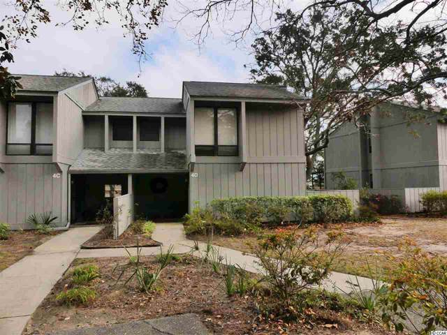 276 Salt Marsh Circle 4D, Pawleys Island, SC 29585 (MLS #1926203) :: Jerry Pinkas Real Estate Experts, Inc