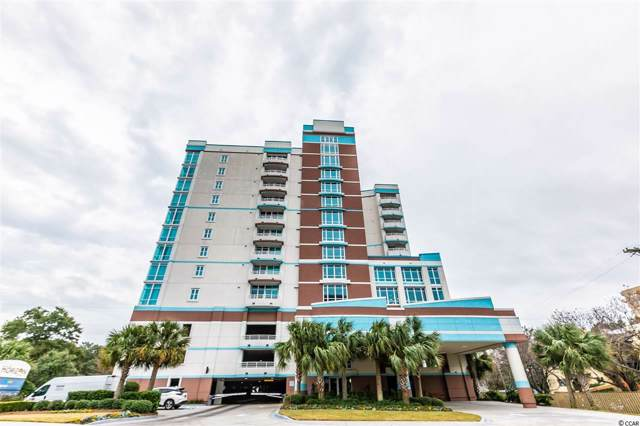215 77th Ave. N #818, Myrtle Beach, SC 29572 (MLS #1926238) :: Jerry Pinkas Real Estate Experts, Inc