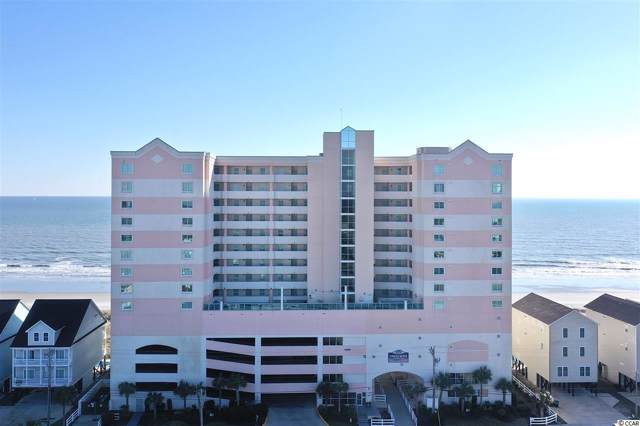5700 N Ocean Blvd. #1205, North Myrtle Beach, SC 29582 (MLS #1926290) :: The Litchfield Company
