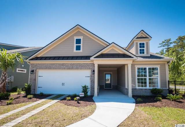1817 Parish Way, Myrtle Beach, SC 29577 (MLS #1926325) :: The Litchfield Company