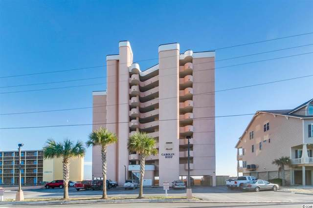 1501 S Ocean Blvd. #703, North Myrtle Beach, SC 29582 (MLS #1926404) :: The Greg Sisson Team with RE/MAX First Choice