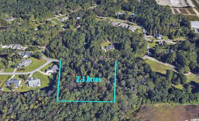 Lot B, C & D Lee Circle, Murrells Inlet, SC 29576 (MLS #1926411) :: Coastal Tides Realty