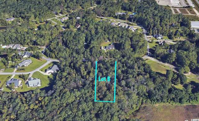 Lot B Lee Circle, Murrells Inlet, SC 29576 (MLS #1926436) :: Coastal Tides Realty