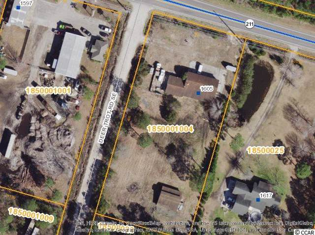 1605 Southport Supply Rd., Bolivia, NC 28422 (MLS #1926437) :: The Lachicotte Company
