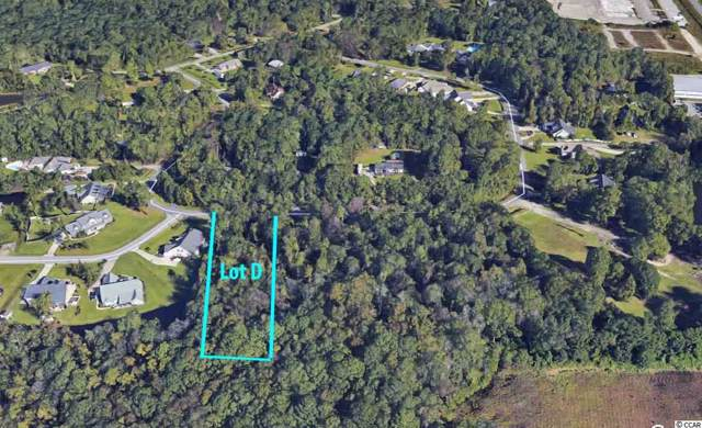 Lot D Lee Circle, Murrells Inlet, SC 29576 (MLS #1926439) :: Coastal Tides Realty