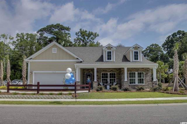 826 Kingfisher Dr., Myrtle Beach, SC 29577 (MLS #1926515) :: The Litchfield Company