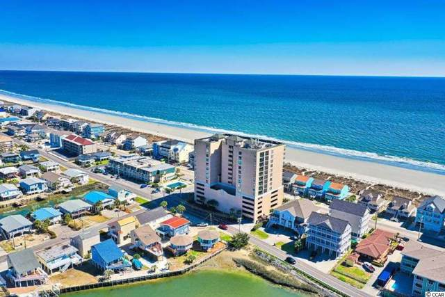 4103 N Ocean Blvd. #608, North Myrtle Beach, SC 29582 (MLS #1926538) :: Leonard, Call at Kingston