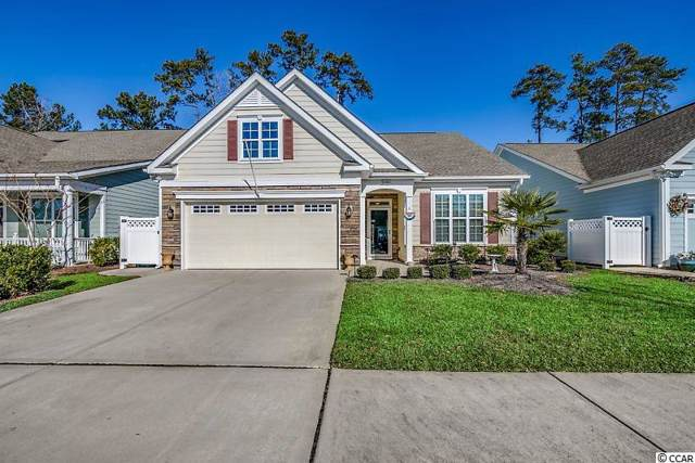 2181 Birchwood Circle, Myrtle Beach, SC 29577 (MLS #1926549) :: The Trembley Group | Keller Williams