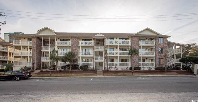 2805 N Ocean Blvd. #308, Myrtle Beach, SC 29577 (MLS #1926565) :: The Greg Sisson Team with RE/MAX First Choice