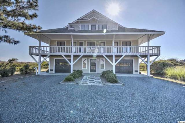 1233 Ocean Blvd., Holden Beach, NC 28462 (MLS #1926583) :: SC Beach Real Estate