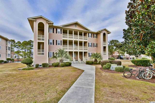 1900 Duffy St. G4, North Myrtle Beach, SC 29582 (MLS #1926589) :: The Lachicotte Company