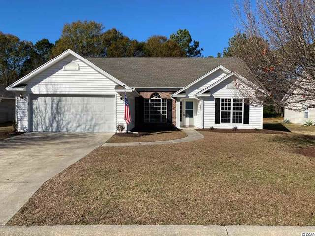 1603 Heathmuir Dr., Surfside Beach, SC 29575 (MLS #1926594) :: The Greg Sisson Team with RE/MAX First Choice