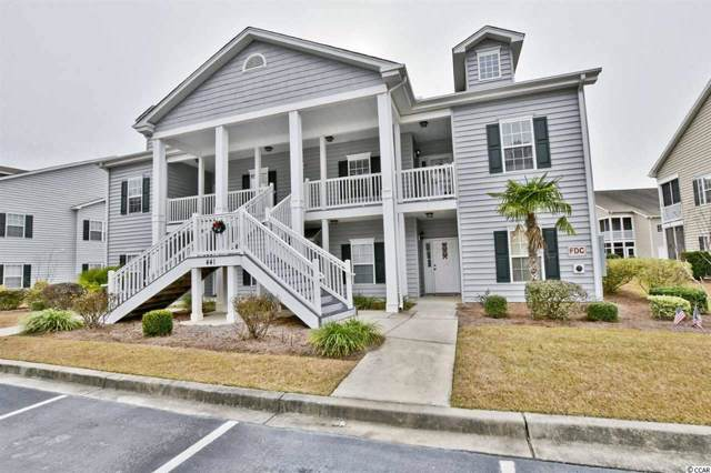 441 Mahogany Dr. #202, Murrells Inlet, SC 29576 (MLS #1926665) :: SC Beach Real Estate