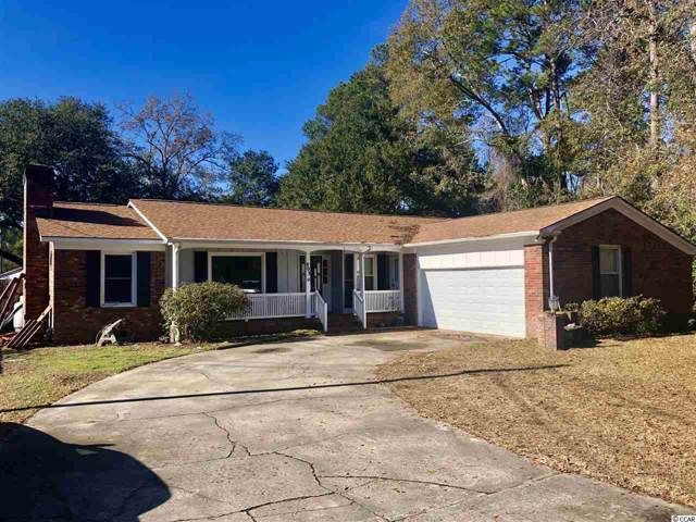 803 Johnson St., Conway, SC 29526 (MLS #1926668) :: The Trembley Group | Keller Williams