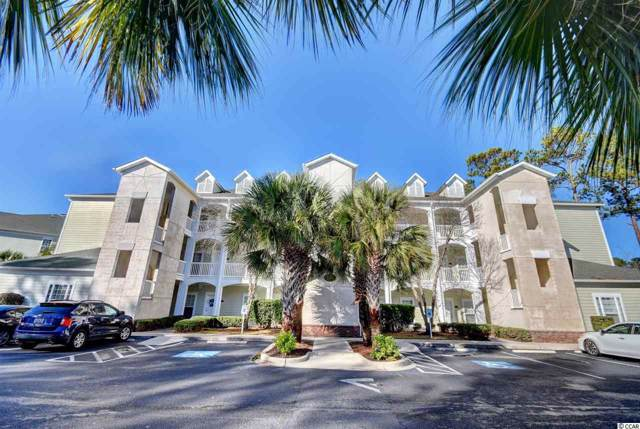 108 Cypress Point Ct. #303, Myrtle Beach, SC 29579 (MLS #1926701) :: The Lachicotte Company