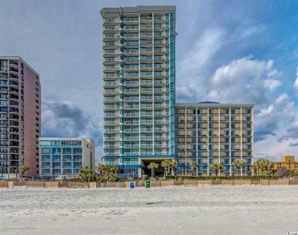 2504 N Ocean Blvd. #931, Myrtle Beach, SC 29577 (MLS #1926778) :: SC Beach Real Estate