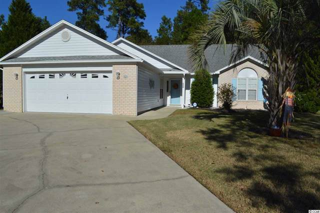 2489 Oriole Dr., Murrells Inlet, SC 29576 (MLS #1926826) :: The Litchfield Company