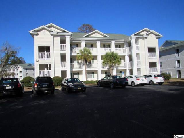 465 White River Dr. 35-A, Myrtle Beach, SC 29579 (MLS #1926870) :: SC Beach Real Estate