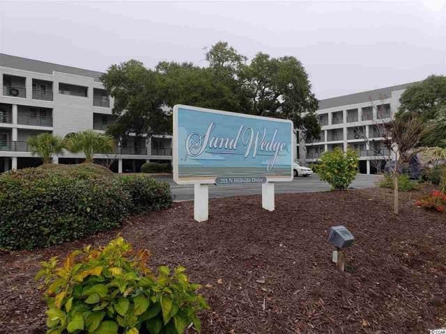 201 Hillside Dr. N #311, North Myrtle Beach, SC 29582 (MLS #1926883) :: SC Beach Real Estate