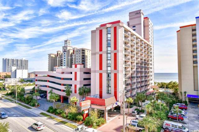 5308 N Ocean Blvd. #208, Myrtle Beach, SC 29577 (MLS #1926884) :: Leonard, Call at Kingston