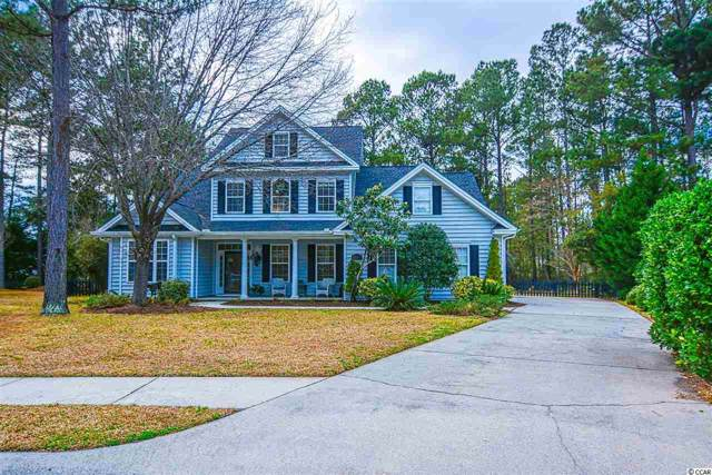 4113 Kirby Ct., Myrtle Beach, SC 29579 (MLS #1926893) :: Leonard, Call at Kingston