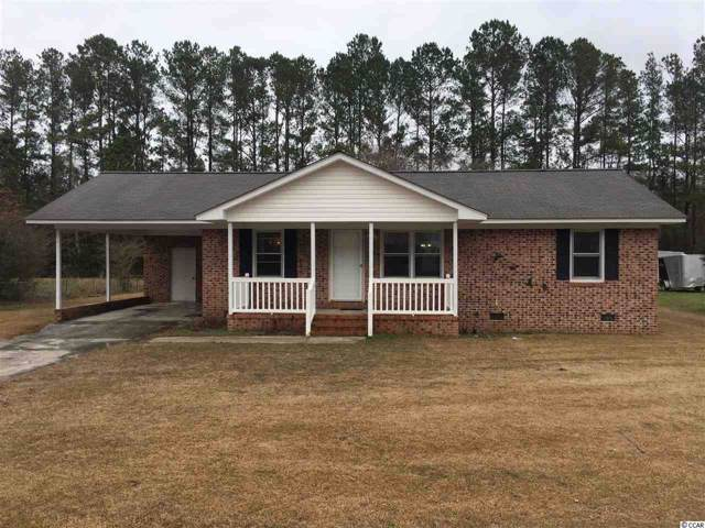 3580 Greenwood Dr., Conway, SC 29527 (MLS #1926894) :: The Greg Sisson Team with RE/MAX First Choice