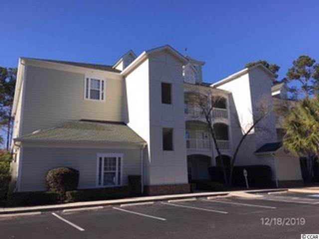 108 Cypress Point Ct. 101B, Myrtle Beach, SC 29579 (MLS #1926900) :: SC Beach Real Estate