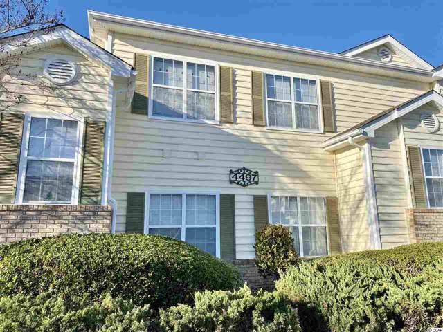 4497 Girvan Dr. G, Myrtle Beach, SC 29579 (MLS #1926906) :: SC Beach Real Estate