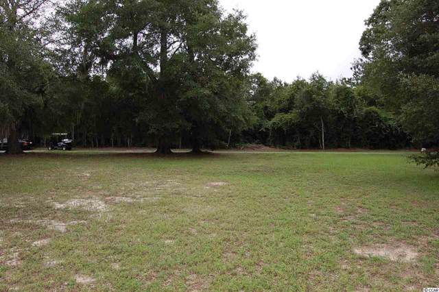 Lot 7 James Island  Dr., North Myrtle Beach, SC 29582 (MLS #1926911) :: James W. Smith Real Estate Co.