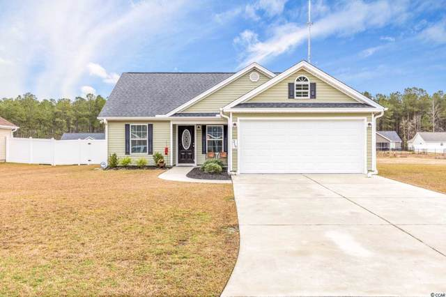 319 Beulah Circle, Conway, SC 29527 (MLS #1926920) :: The Greg Sisson Team with RE/MAX First Choice