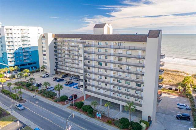 4719 S Ocean Blvd. #302, North Myrtle Beach, SC 29582 (MLS #2000029) :: SC Beach Real Estate