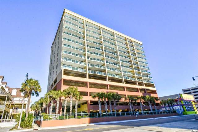 1706 S Ocean Blvd. #706, North Myrtle Beach, SC 29582 (MLS #2000046) :: The Greg Sisson Team with RE/MAX First Choice