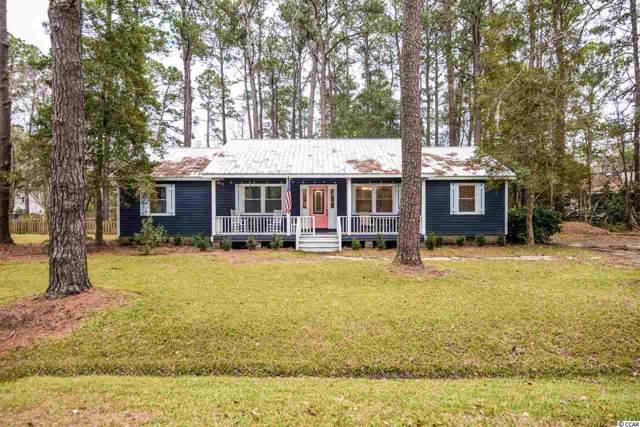 70 Woodville Circle, Pawleys Island, SC 29585 (MLS #2000083) :: The Lachicotte Company