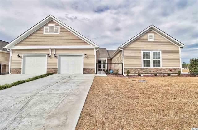 815 Salerno Circle C, Myrtle Beach, SC 29579 (MLS #2000103) :: Jerry Pinkas Real Estate Experts, Inc