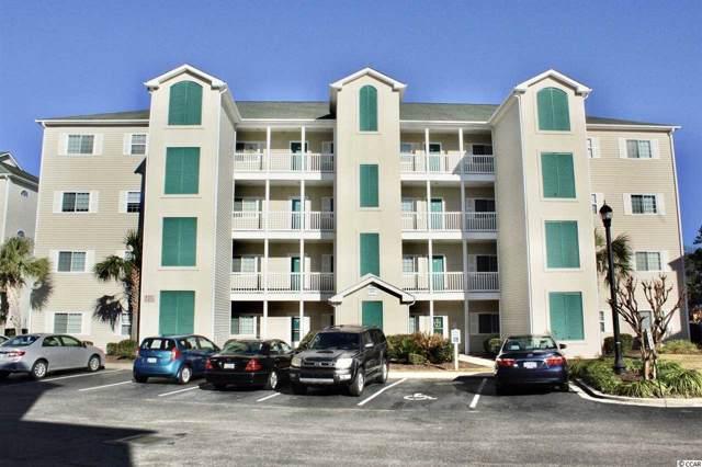 1100 Commons Blvd. #512, Myrtle Beach, SC 29572 (MLS #2000125) :: The Litchfield Company