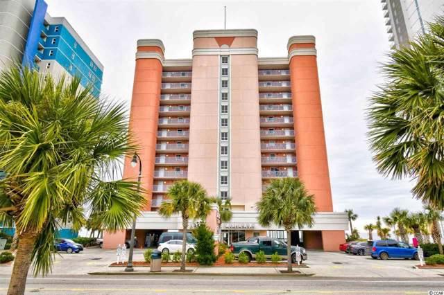 1604 N Ocean Blvd. #1105, Myrtle Beach, SC 29577 (MLS #2000134) :: Leonard, Call at Kingston