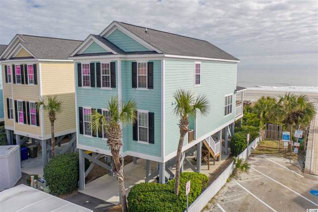 321B S S Ocean Blvd., Surfside Beach, SC 29575 (MLS #2000138) :: The Lachicotte Company