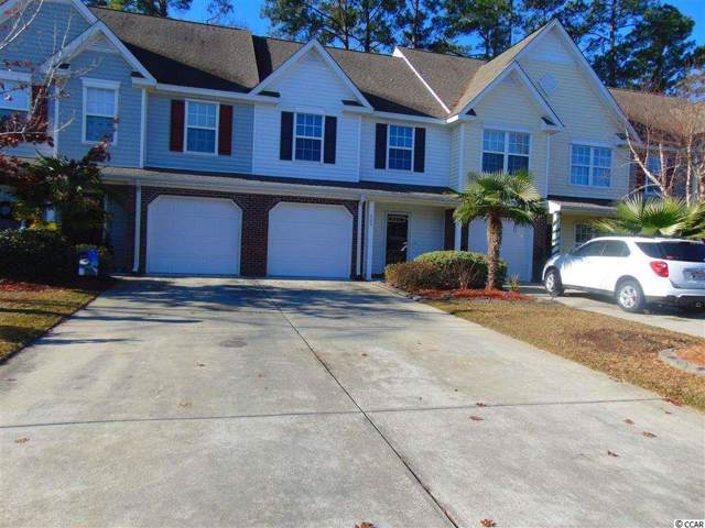 629 Riverward Dr. #629, Myrtle Beach, SC 29588 (MLS #2000145) :: The Trembley Group | Keller Williams