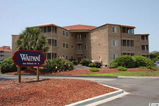 609 Hillside Dr. S C-11, North Myrtle Beach, SC 29582 (MLS #2000157) :: The Hoffman Group