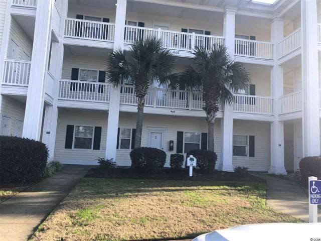606 River Oak Dr. 56C, Myrtle Beach, SC 29579 (MLS #2000180) :: SC Beach Real Estate