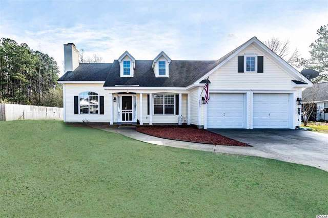 3053 Jasmine Dr., Conway, SC 29527 (MLS #2000193) :: The Lachicotte Company