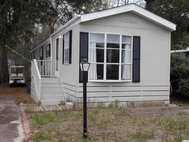 64 Saxon Ct., Murrells Inlet, SC 29576 (MLS #2000194) :: The Greg Sisson Team with RE/MAX First Choice