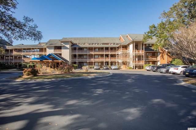 410 Melrose Pl. #314, Myrtle Beach, SC 29572 (MLS #2000232) :: SC Beach Real Estate