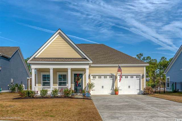 175 Southgate Ct., Pawleys Island, SC 29585 (MLS #2000237) :: The Lachicotte Company