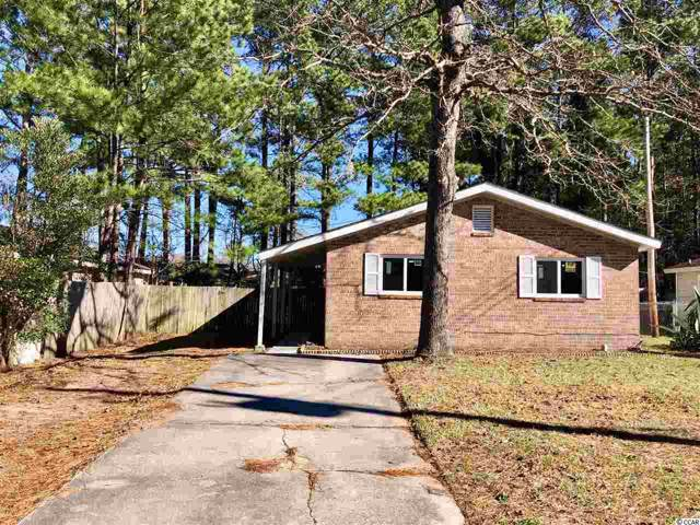 5766 Dogwood Circle, Myrtle Beach, SC 29588 (MLS #2000260) :: The Greg Sisson Team with RE/MAX First Choice