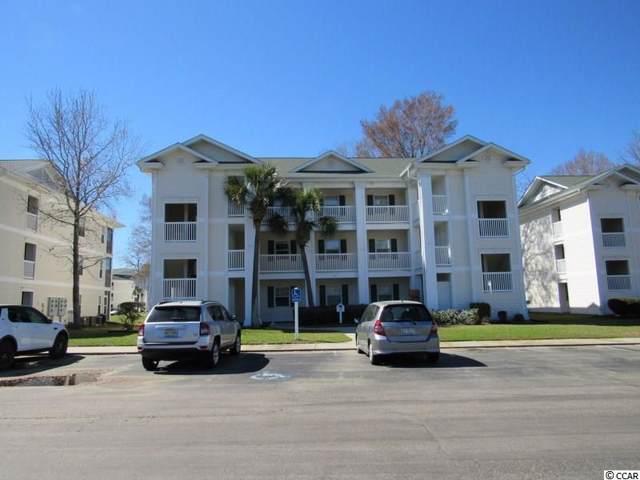 521 White River Dr. 21-I, Myrtle Beach, SC 29579 (MLS #2000271) :: SC Beach Real Estate