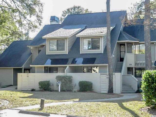 218 Westleton Dr. 17-D, Myrtle Beach, SC 29572 (MLS #2000278) :: James W. Smith Real Estate Co.