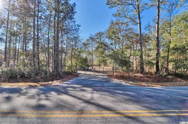 10A Beaumont Dr., Pawleys Island, SC 29585 (MLS #2000282) :: James W. Smith Real Estate Co.