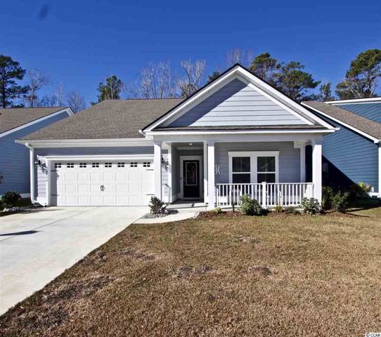 2594 Goldfinch Dr., Myrtle Beach, SC 29577 (MLS #2000294) :: The Litchfield Company